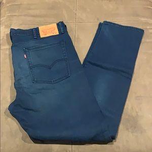 Men's Levi's 510 Jeans Athletic Stretch 38x32